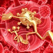 Running In fear Of Virus