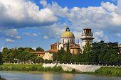 Church Of San Giorgio In Braida - Verona Italy