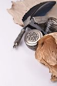 vintage quill ink