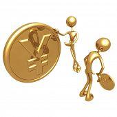 Comparing Gold Yen Coin Savings