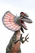 Dilophosaurus Spitter Dinosaur