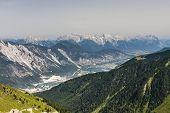 Inn Valley In Austria