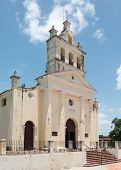 Catholic Church El Carmen In Santa Clara,cuba
