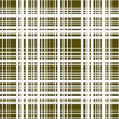 Seamless Pattern Reminded Scottish Fabric