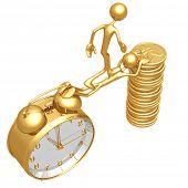 Sacrifice Bridge Between Time And Gold Yen Coins