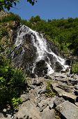 Horsetail Falls, Valdez