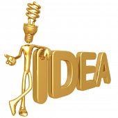 Energy Efficient Idea