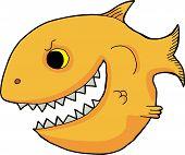Scary Goldfish