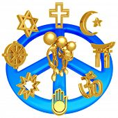World Religions Family Peace