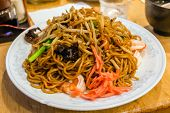 Stir Fried Noodles, Yakisoba