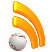 RSS Baseball Feed