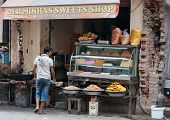 Local Sweet And Snack Shop In Amritsar