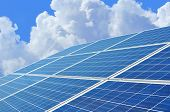 Solar power for electric renewable energy from the sun
