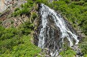 Alaska's Bridal Veil Falls