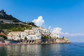Amalfi Of South Italy