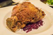 Grilled Pork Knuckle