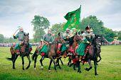 Armoured Companions, Cossacks