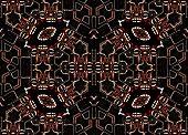 High Tech Decorative Pattern
