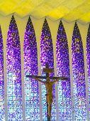 The Santuario Dom Bosco