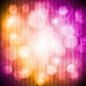 Abstract iridescent background