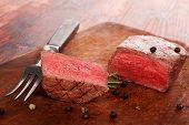 Steak Eating.