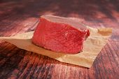 Tenderloin Steak.
