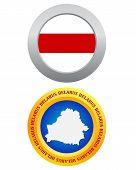Button As A Symbol Belarus