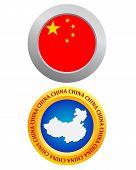 Button As A Symbol China