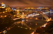 Dom Luise Bridge, Porto