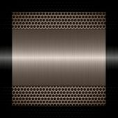 metal texture with holes metal background