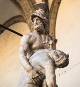 Menelaus And Patroclus Statue In Florence