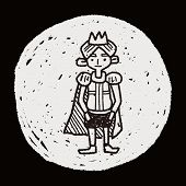 image of prince charming  - Prince Doodle - JPG