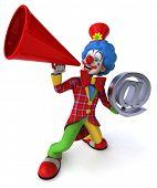 picture of clowns  - Fun clown - JPG