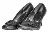 stock photo of stiletto heels  - Women