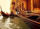 Traditional Venice gondola ride