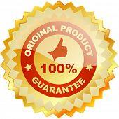 Vector guarantee label.