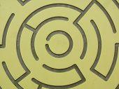 Labirinto amarelo