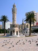 Konak Square In Izmir