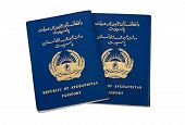 Republic Of Afghanistan Passport