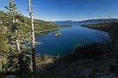 Lake Tahoe Emerald Bay Fannette Island