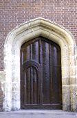 University Of Cambridge, Trinity Hall Side Entrance