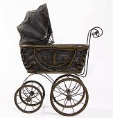 Antique strollers