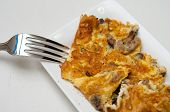 Tasty Chinese Style Omelet