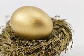 Golden Retirement Hopes