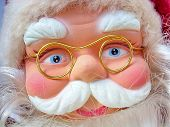 Santa Claus In All Kind Of Moods,Cheerful
