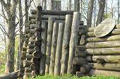 Element Wooden Wall