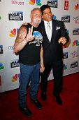 NEW YORK, NY- MAY 20: Paul Teutul, Sr. and Lou Ferrigno attend the 'Celebrity Apprentice' Live Final