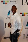 NEW YORK-MAY 17: Actor Tyrese Gibson attends the IAC And Aereo Official Internet Week New York HQ Cl