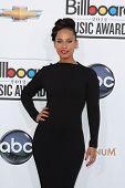 LAS VEGAS - MAY 20: Alicia Keyes at the 2012 Billboard Music Awards held at the MGM Grand Garden Are