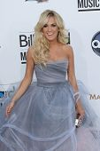 LAS VEGAS - MAY 20: Carrie Underwood at the 2012 Billboard Music Awards held at the MGM Grand Garden